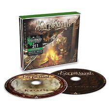 KORPIKLAANI - KARKELO / KORVEN KUNINGAS CLASSIC SERIES  2 CD NEU
