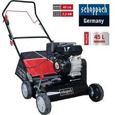 Scheppach Benzin-Vertikutierer SC40P, 40 cm Arbeitsbreite, 2,2 kW, 18 Messer