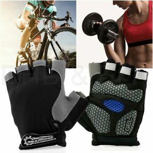 Bicicleta de Montaña Ciclismo para hombres y mujeres de ciclo medio dedo Cojín d