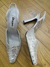 Dune Bridal or Wedding Slim Heels for Women