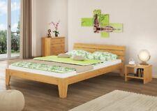 Doppelbett Überlänge Bettgestell Massivholz Futon 160x220 Rollrost 60.62-16-220