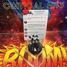 Marvel Heroclix Plunderer 038 Civil War Nm!