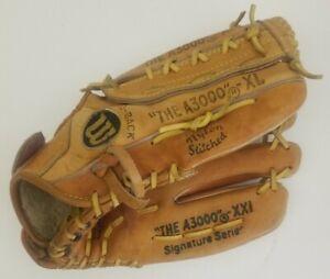 """WILSON Korea THE A3000 XXL Baseball glove LHT 12.5"""""""