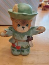 Enesco Lucy & Me Robinhood Bear Figurine - 1990