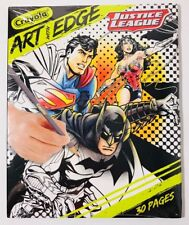 Crayola Art with an Edge Justice League Coloring Pages - Dc Comics