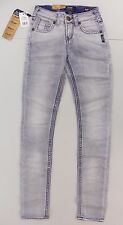 Silver Jeans Womens Suki High Skinny Joga Light Wash Indigo 24 W 31 L Jeans