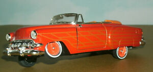 1/32 Scale 1954 Chevy Bel Air Lowrider Model (adjustable suspension) Malibu Ltd
