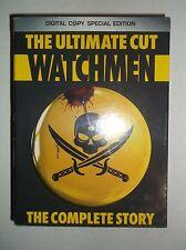 Watchmen (DVD, 2009, 5-Disc Set) BRAND NEW, Zack Snyder, DC, Matthew Goode