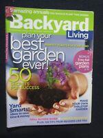 Backyard Living Magazine January/February 2007