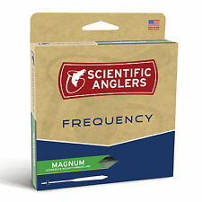 SCIENTIFIC ANGLERS FREQUENCY MAGNUM WF-8-F #8 WEIGHT FLY LINE 1/2 SIZE HEAVY