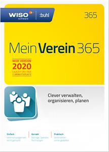 WISO Mein Verein 365 - 2020 (ESD) Vollversion Download-Version direkt per Email