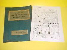 1950 1951 1952 1953 1954 1955 1956 DESOTO FIREDOME CONVERTIBLE WIRING DIAGRAMS