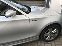 Für BMW E46 E60 E81 E87 E90 E92 Schwarz Rauchglas LED Seitenblinker M Blinker-