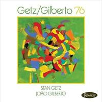 Stan Getz Joao Gilberto - Getz/Gilberto '76 (NEW CD)