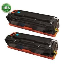 2 Compatible CC530A 304A Black Toner Cartridge For HP Laserjet CP2025 CM2320