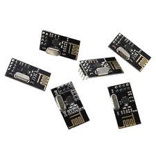 6 x 2,4 GHz Wireless Transceiver Module NRF24L01 I6V4