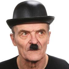 Moustache noire Charlie Chaplin Charlot [6850] théâtre déguisement carnaval