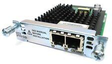 CISCO VIC3-2FXS/DID 2-Port High-Density FXS/DID QTY AVL