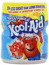 Kool-Aid Tropical Punch Drink Mix 538g (pack of 2)