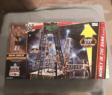 WWE Money In The Bank Playset Wrestling Action Figure TRU Toys R Us Exclusive
