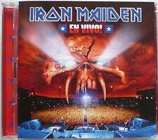 IRON MAIDEN - En vivo! - DCD
