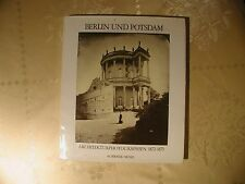 Berlin e Potsdam Fotografie di architettura 1872-1875
