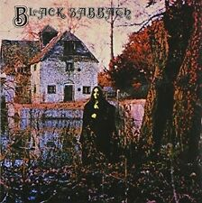 Black Sabbath S/t CD European Sanctuary 2004 8 Track Remastered Edition