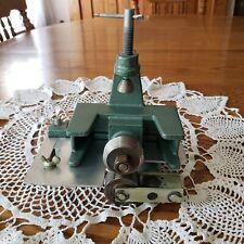 Vintage Harry Fraser Braided Hook Rug Fabric Slitter Strip Cutting Machine