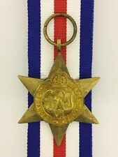 British WWII France & Germany Star full size full size veteran replacement medal