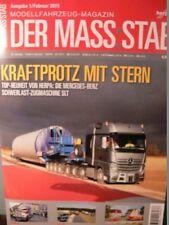 Herpa der Masstab das Modellfahrzeug-magazin 02/2015