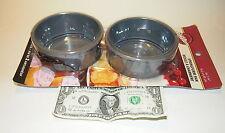 "NEW WILTON 4"" x 1 3/4"" MINI Springform pans Nonstick Sealed Round 2 pans inside"