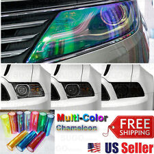 GLOSSY Chameleon Neo Colorful Headlight Tailight Plastic/Glass Vinyl Tint Film