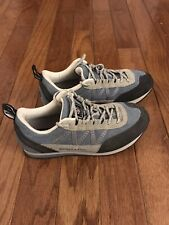 Evolv Trax Womens Climbing and Outdoor Shoes Chris Sharma Size 9-Rex Blue