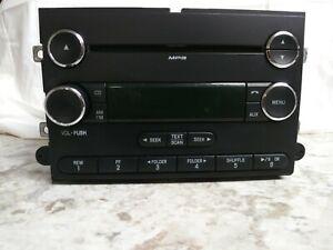 2007,2008,2009 Ford Edge Lincoln MKX OEM 6 CD AM FM MP3 Radio Receiver DATA
