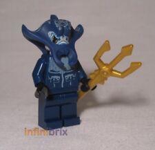 Lego Manta Warrior from sets 8059, 8073, 8075, 8077 Atlantis Deep Sea NEW atl003