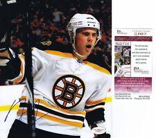TYLER SEGUIN Signed BOSTON BRUINS 8x10 PHOTO - JSA #G84817