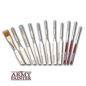 The Army Painter - Brushes -  Masterclass - Hobby - Wargamer Brushes
