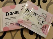 New Babe Cosmetics Undereye Dark Circle Treatment Mask 5 Packets; 1 Pair each