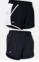 Under Armour Women's  Fly By Running Work Out Yoga Shorts FREE SHIP 1297125 +