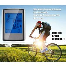 Bike Computer Cadence Heart Rate Monitor Cycling Speedometer Cycling Accessories