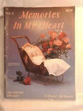 Memories in my Heart - Diane Richards folk art tole painting patterns
