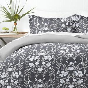 Home Collection Premium Ultra Soft Pattern 3 Piece Duvet Cover Set