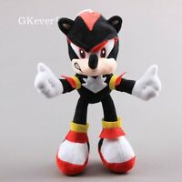 Hedgehog Shadow Plush Doll Stuffed Animal Toy Cartoon Soft Figure 10'' Kids Gift