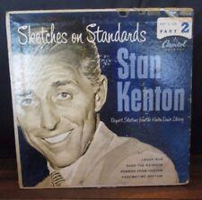 Stan Kenton Sketches On Standards Part 2 EP (Capitol) 45 RPM