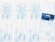 Gefrieretiketten 3Bl. Tiefkühlware Tiefkühletiketten Aufkleber Etiketten Sticker
