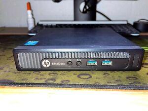 HP EliteDesk 800 G1 Desktop Mini PC