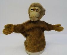 Antique toy - Steiff Affe Jocko Handpuppe Kasperl Theater Puppe - Vorkrieg