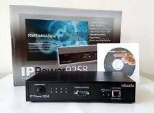 IP9258TP 4 Port Web AC Power Switch Controller Remote Reboot PING w 3FT Cord