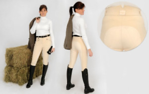 """Ladies Rugged Off White Breeches 24"""""""