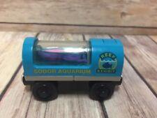 Thomas & Friends Wooden Railway Sodor Aquarium Squid Car Light Up